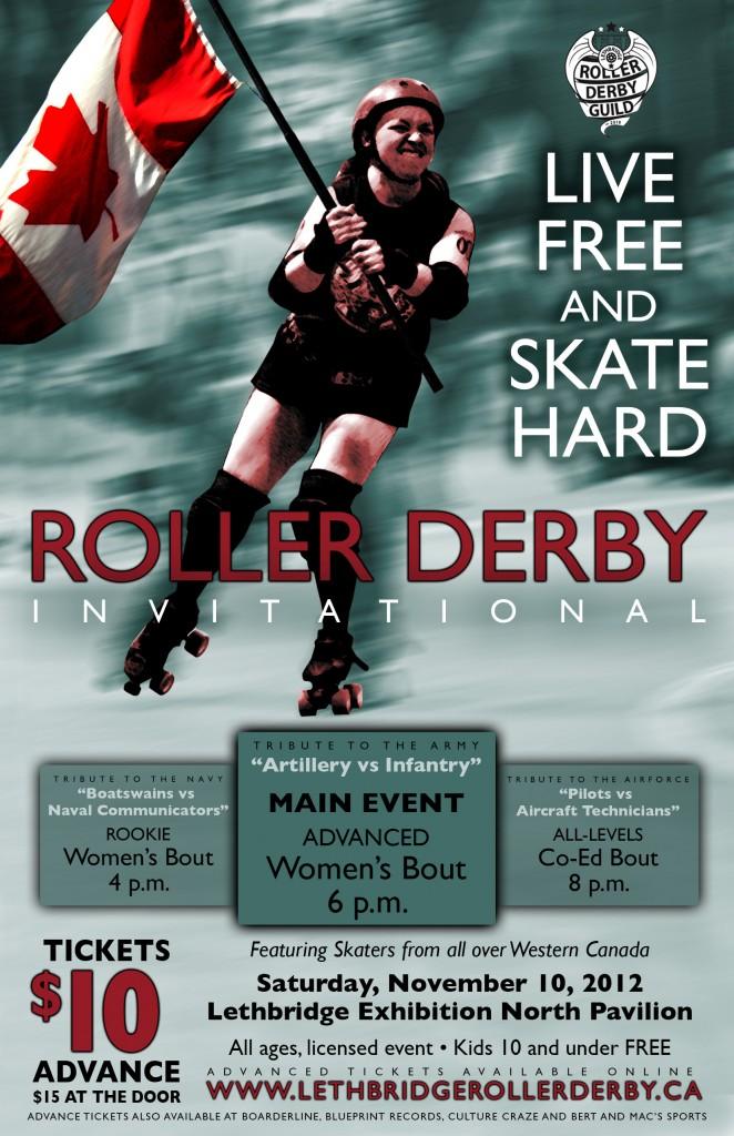 Practice Calendar Lethbridge Roller Derby Guild