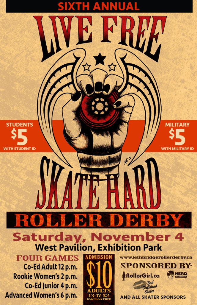 Live Free Skate Hard 2017sm